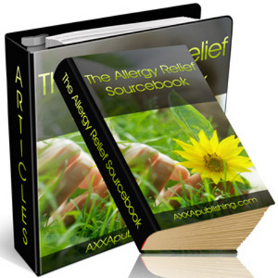Product picture The Allergy Relief Source Book - Relieving Allergies